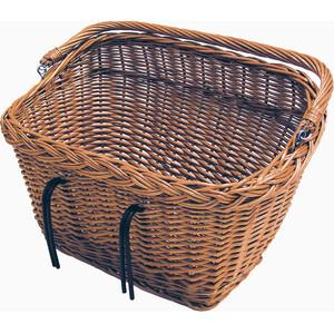 Basil Dublin Fahrradkorb für Lenker/Gepäckträger natur natur