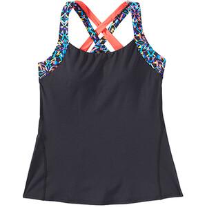 TYR Carnivale Lola Tankini Top Damen black/multi black/multi