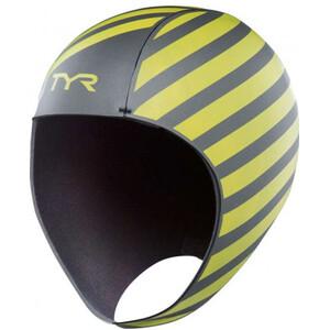 TYR Hi-Vis Neoprene Cap fluo yellow fluo yellow