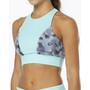 TYR Lavare Amira Bikini Top Damen grey/mint