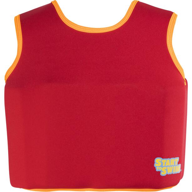 TYR Progressive Schwimmhilfe Kinder red