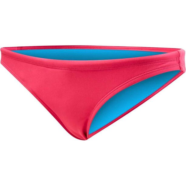 TYR Solid Mini Bikinihose Damen fluo pink