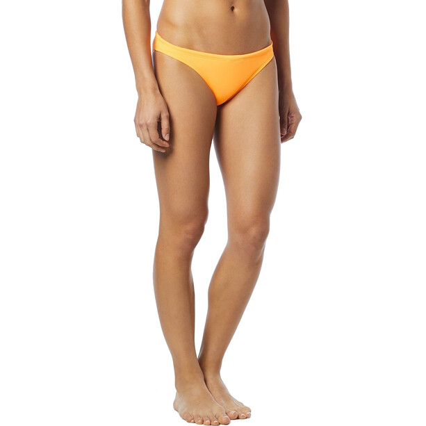 TYR Solid Mini Bikini Bottom Dam orange