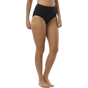 TYR Solids High Waisted Unterteil Damen black black