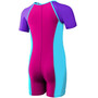 TYR Solid Thermal Suit Mädchen purple/pink/blue