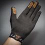 GripGrab Vertical Full Finger Gloves fluo orange