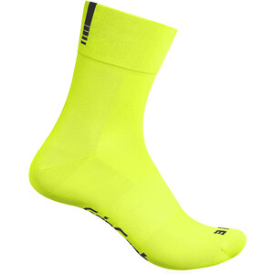 GripGrab Lightweight SL Socks fluo yellow fluo yellow