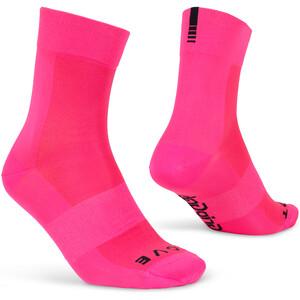 GripGrab Lightweight SL Socken pink pink