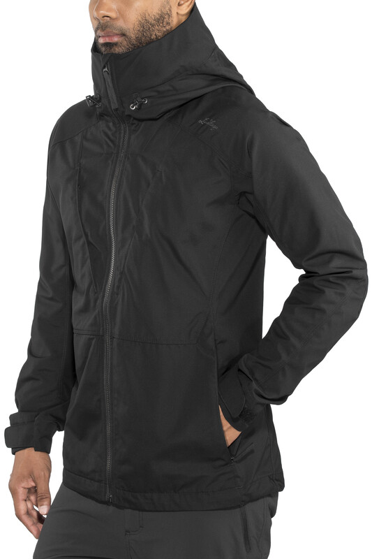 Lundhags Habe Jacket Men Black L 2018 Windbreaker, Gr. L