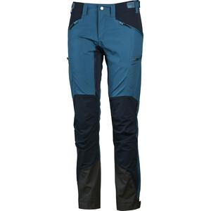 Lundhags Makke Pantalon Femme, petrol/deep blue petrol/deep blue