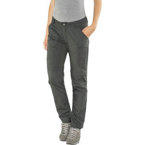 Lundhags Nybo Zip-Off Hose Damen charcoal charcoal
