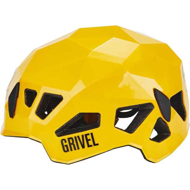 Grivel Stealth Hardshell Helm gelb/grau