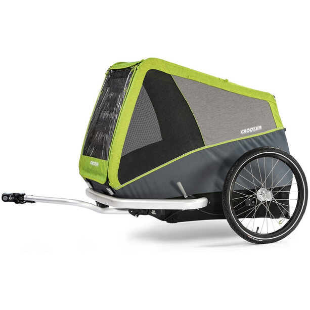 Croozer Dog Jokke Hundeanhänger grasshopper green