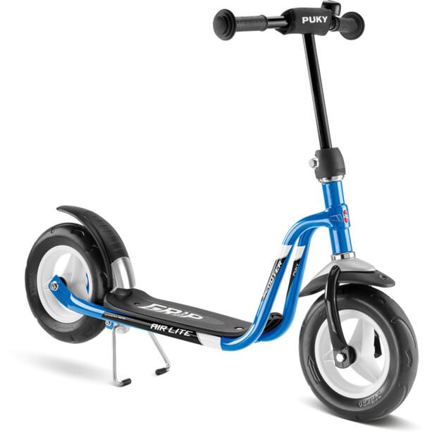 Puky R 03 Luftbereifter Roller Kinder himmelblau
