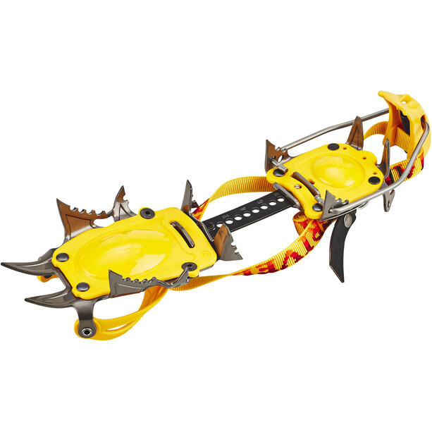 Grivel Air Tech NM Crampons with Antibott-Accord