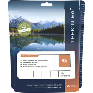 Trek'n Eat Outdoor Breakfast 150g Swiss Muesli