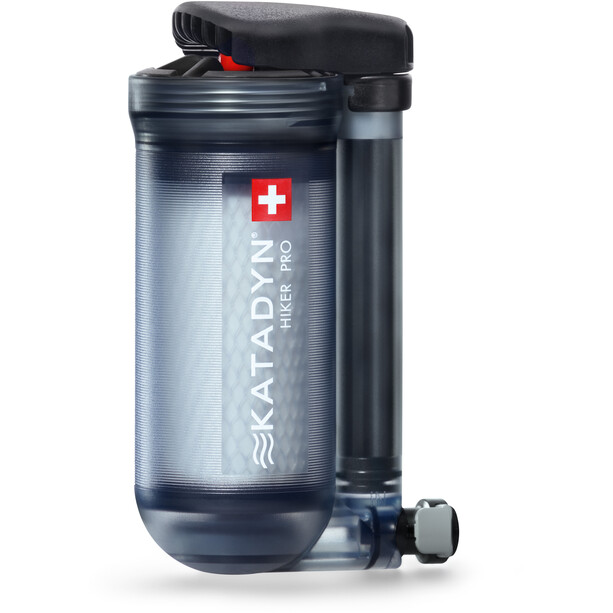 Katadyn Hiker Pro Filter transparent