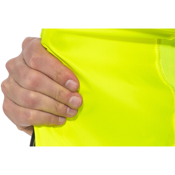 Salming Skyline Veste Homme, yellow