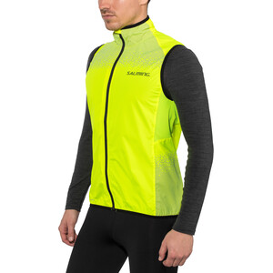 Salming Skyline Vest Herre yellow yellow