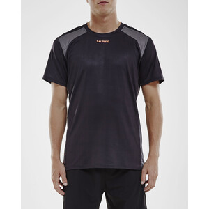 Salming Challenge T-Shirt Herren black black