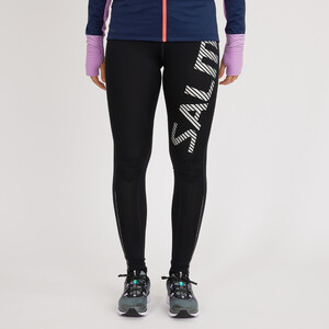 Salming Logo 2.0 Tights Dam black/silver black/silver