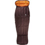 Mountain Equipment Spellbinder Sleeping Bag Dam dark chocolate/blaze