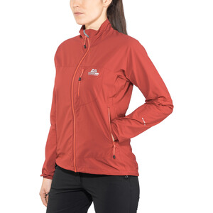 Mountain Equipment Echo Jacke Damen sangria sangria