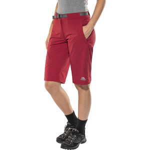 Mountain Equipment Comici Shorts Damen sangria sangria