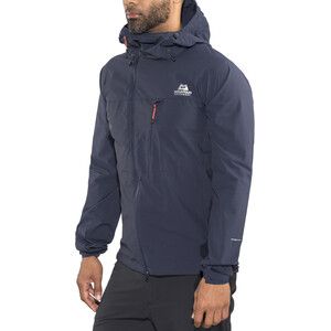 Mountain Equipment Squall Kapuzenjacke Herren cosmos cosmos