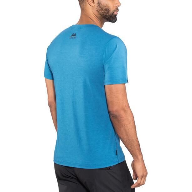 Mountain Equipment Triple Peak T-Shirt Herren alto blue