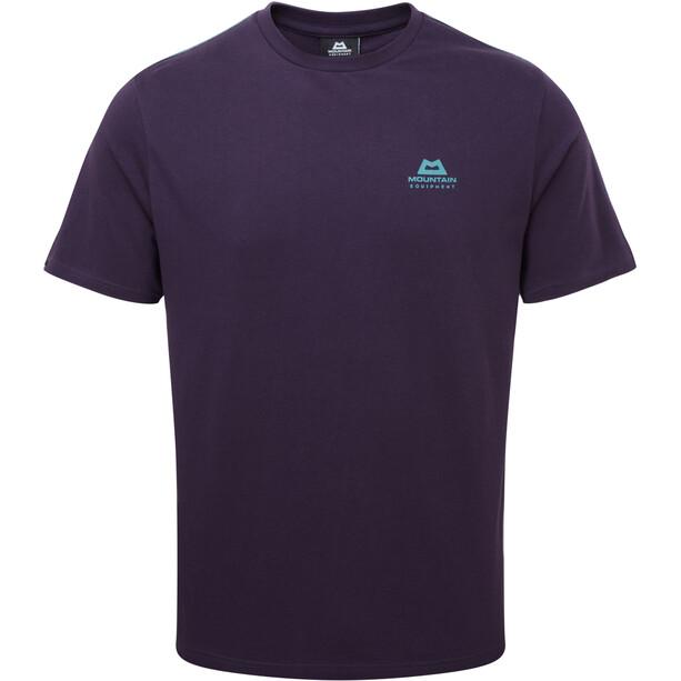 Mountain Equipment X-Ray T-Shirt Herren nightshade