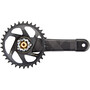 SRAM XX1 Eagle DUB Kurbelgarnitur Direct Mount 34 Zähne 12-fach gold