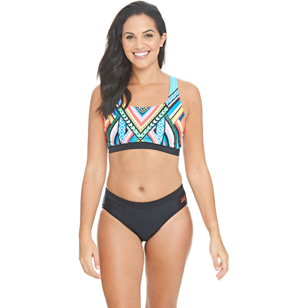 Zoggs Breeze Muscleback Zweiteiliger Bikini Damen