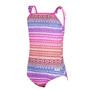 Zoggs Ikat Frill Classicback Badeanzug Mädchen