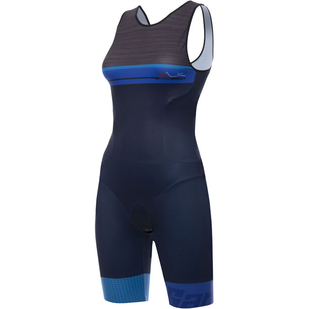 Santini Sleek Plus 776 Ärmelloser Trisuit Damen turquoise