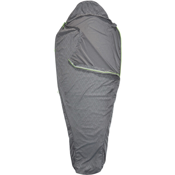 Therm-a-Rest SleepLiner Makuupussi Pieni, harmaa