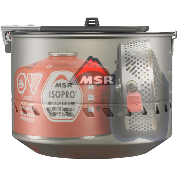 MSR Reactor Stove System 2,5 3 lang