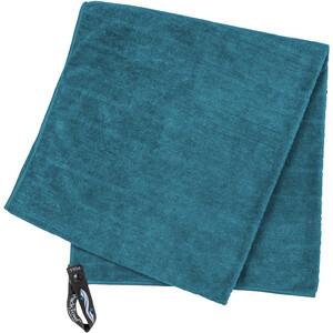 PackTowl Luxe Face Serviette, Bleu pétrole Bleu pétrole