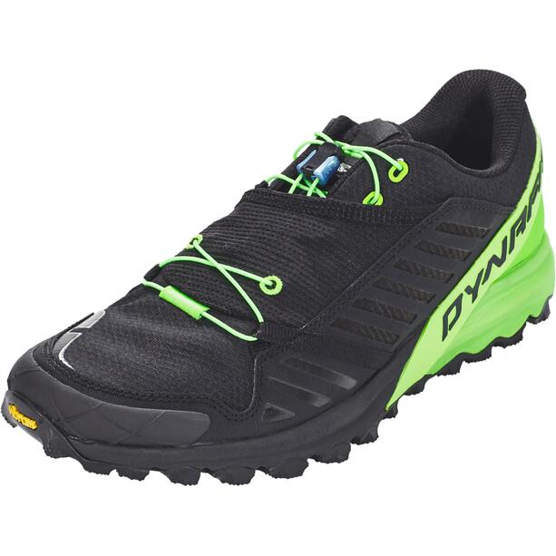 Dynafit Alpine Pro Shoes Herr black/dna green