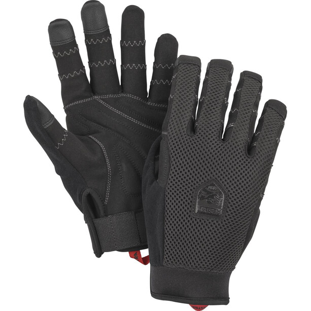 Hestra Ergo Grip Enduro Gloves black