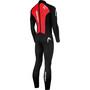 Head Multix VI Fullsuit Men black/red