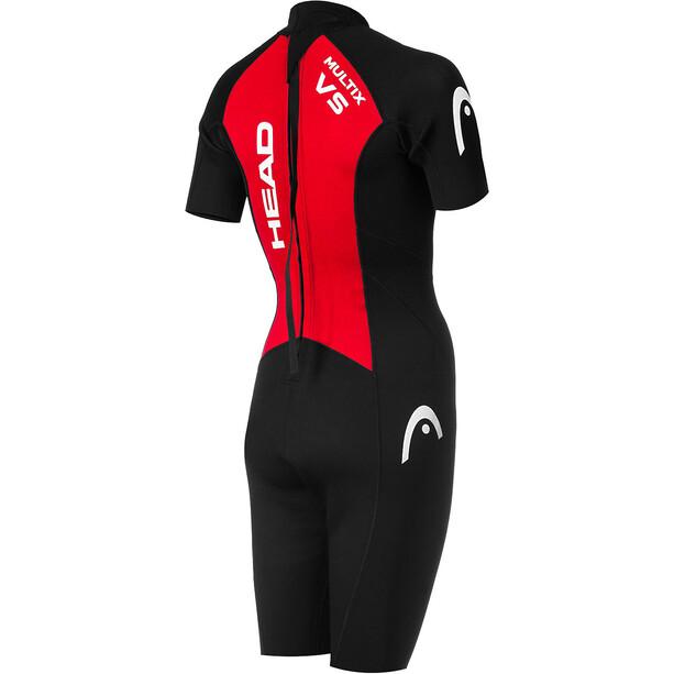 Head Multix VS Suit Dam black/red