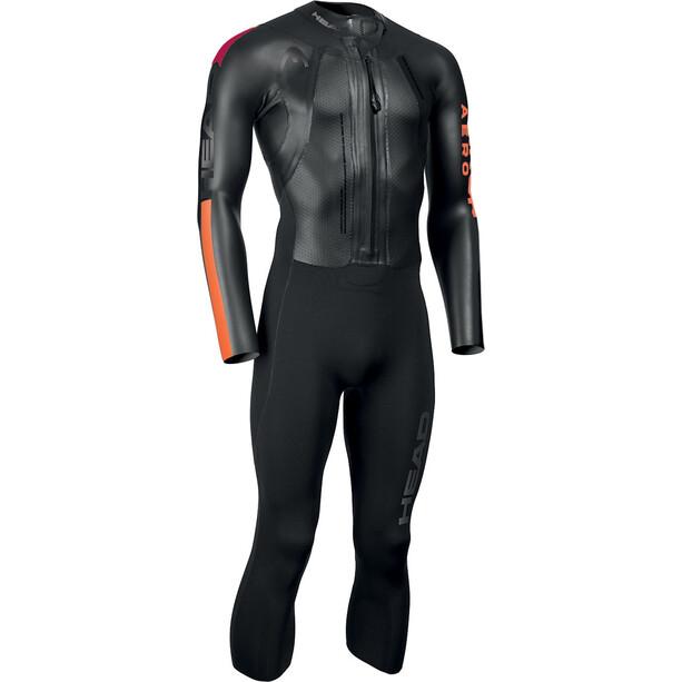 Head SwimRun Aero Suit Herr black/orange
