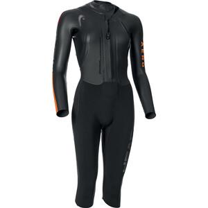 Head SwimRun Aero Suit Dam svart/orange svart/orange