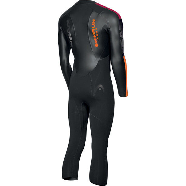 Head SwimRun Aero Suit Dam black/orange