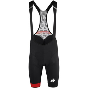 assos T Équipe Evo Bib Shorts Herr national red national red