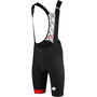 assos T Équipe Evo Bib Shorts Herr national red
