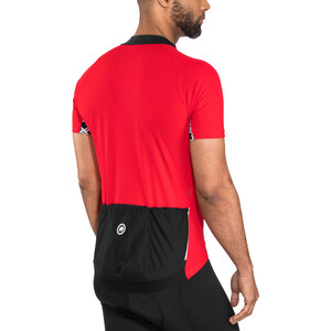 ASSOS Mille GT Kurzarm Trikot Herren national red national red