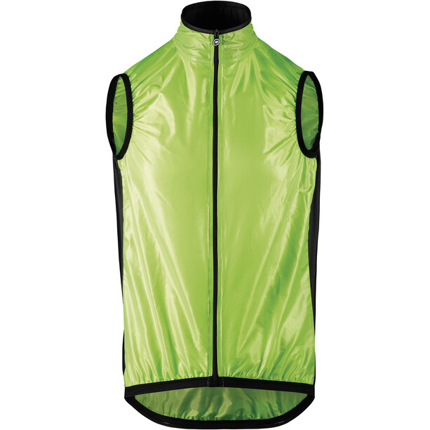 assos Mille GT Windweste Herren visibility green