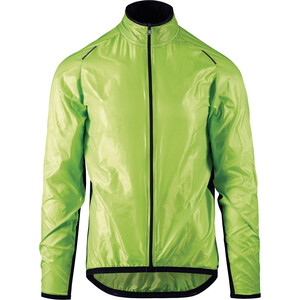 ASSOS Mille GT Veste Coupe-vent Homme, visibility green visibility green